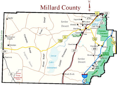 John Western The 1857 Iron County Militia Project