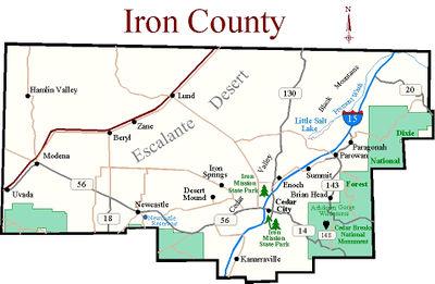 Utah County Property Map